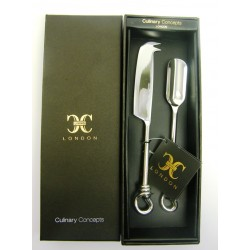 Stilton Scoop & Cheese Knife Set by Culinary Concepts