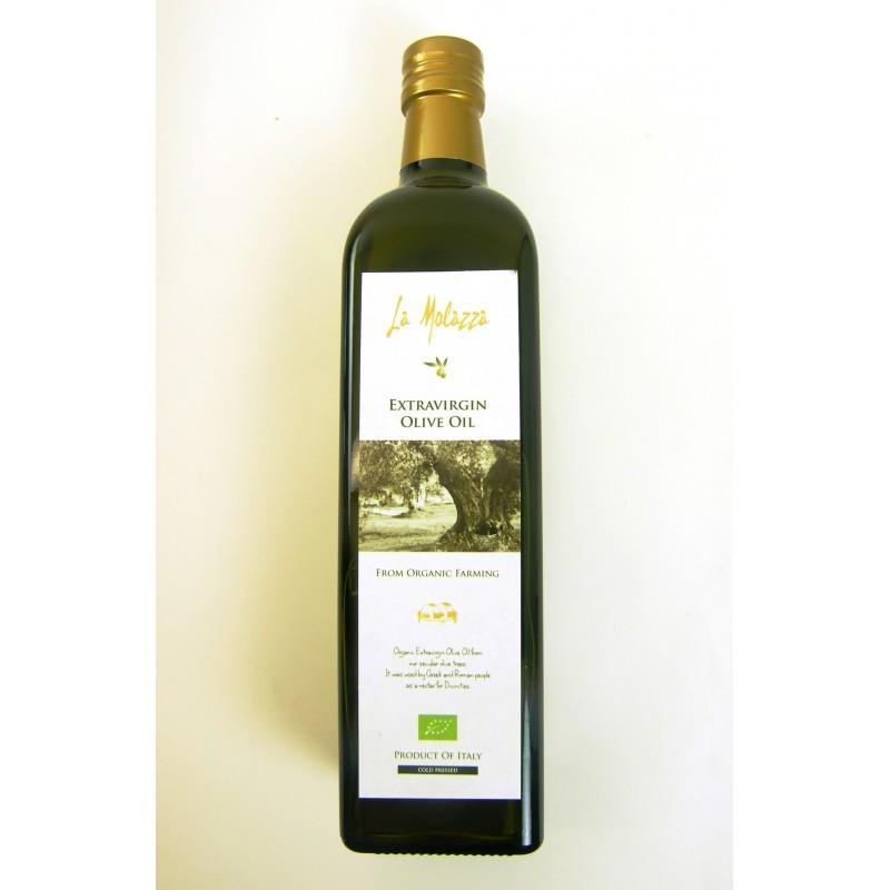 La Molazza Organic Extra Virgin Olive Oil