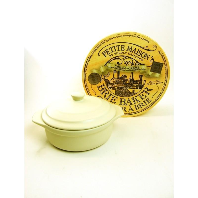 Brie Baker (Cream)