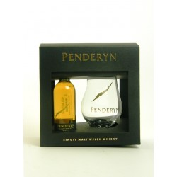Penderyn Nosing Glass Gift Set