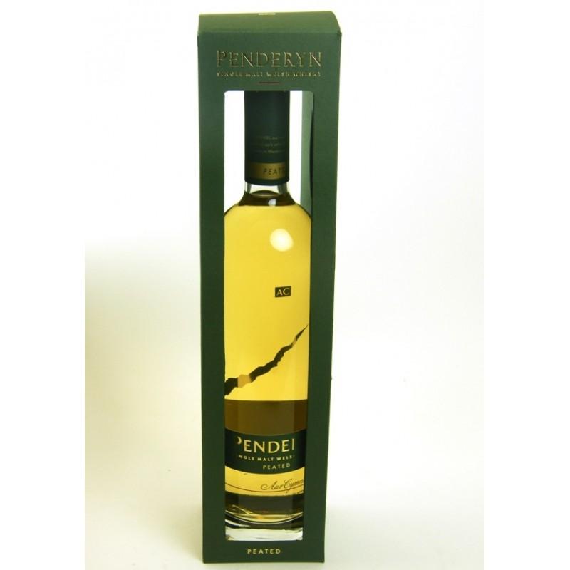 Penderyn Peated Single Malt Welsh Whisky