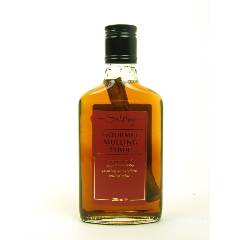 Selsley Mulling Syrup 200ml