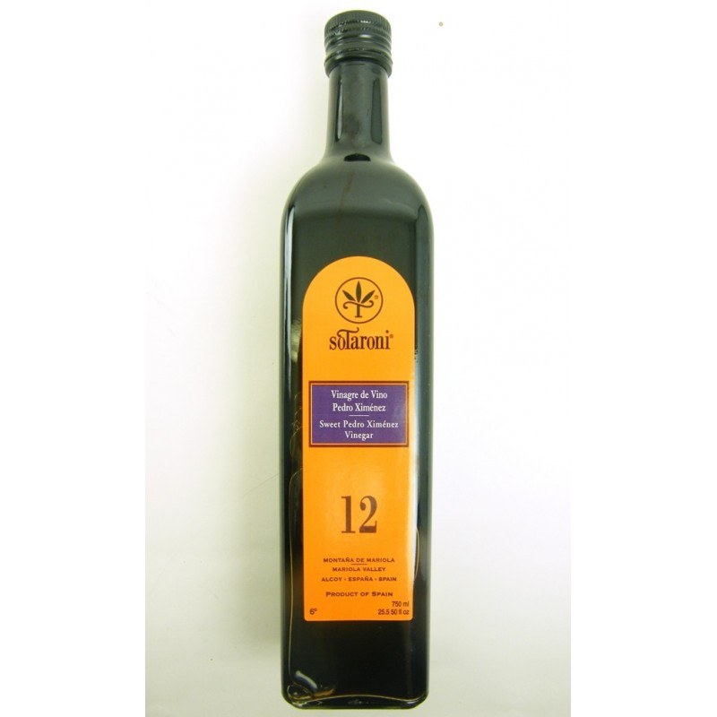 Pedro Ximenez 12yr old Balsamic Vinegar