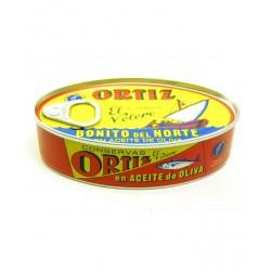 Ortiz Bonito White Tuna 112g