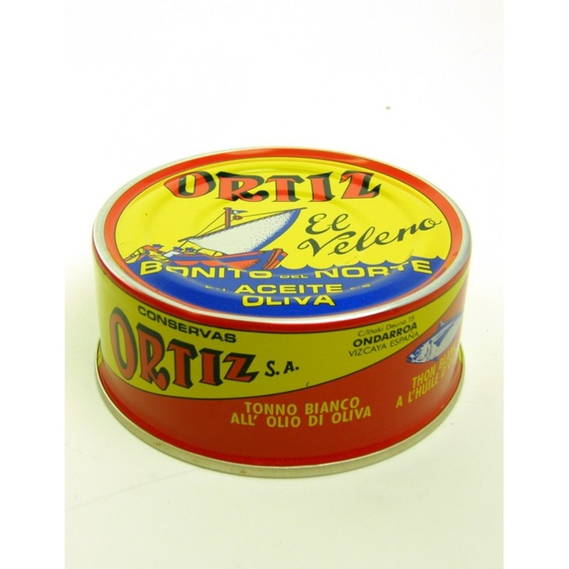 Ortiz Bonito White Tuna 250g
