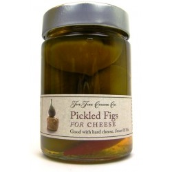 Pickled Figs for Cheese