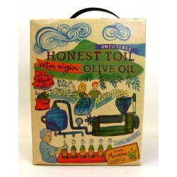 Honest Toil Extra Virgin Olive Oil 3L Box