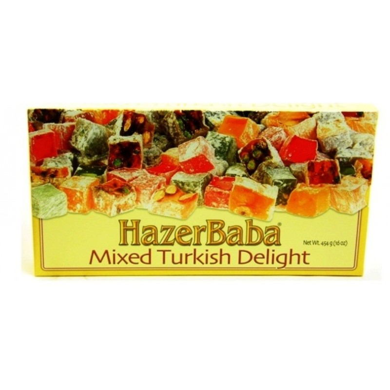 Turkish Delight - Mixed Flavours