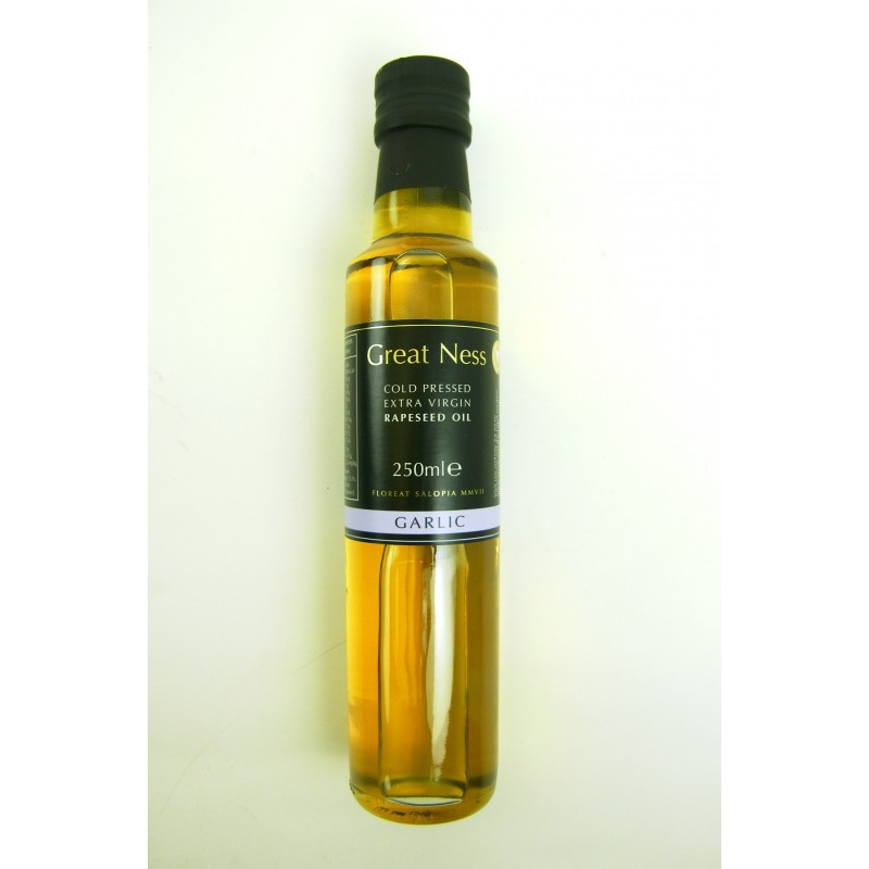 Rapeseed Oil Extra Virgin with Garlic