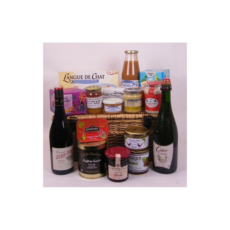 Gourmet French Hamper
