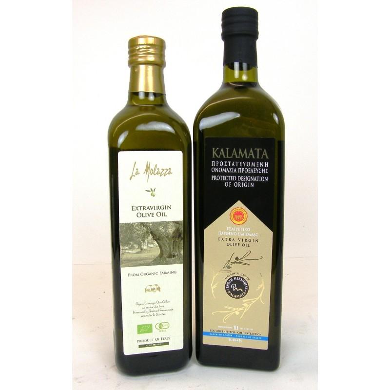 Greek & Italian Selection