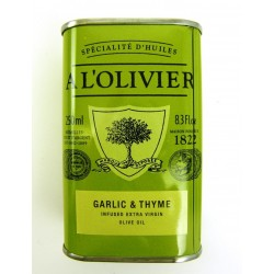A l'Olivier Garlic and Thyme Oil