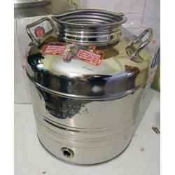 Stainless Steel Tank - 15 Litres
