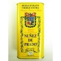Nunez de Prado Extra Virgin Olive Oil 1 Litre
