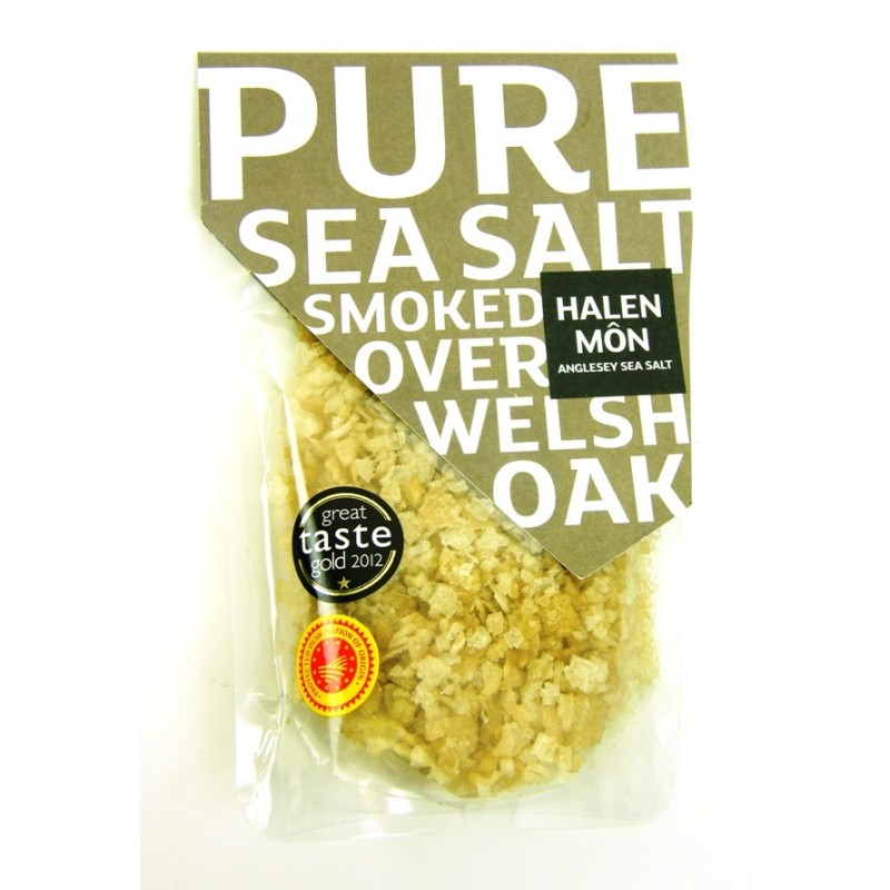 Halen Mon Smoked Sea Salt