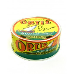 Ortiz Atun Claro (Yellowfin Tuna) 250g
