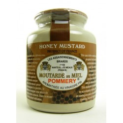 Pommery Honey Mustard (Moutarde au Miel)