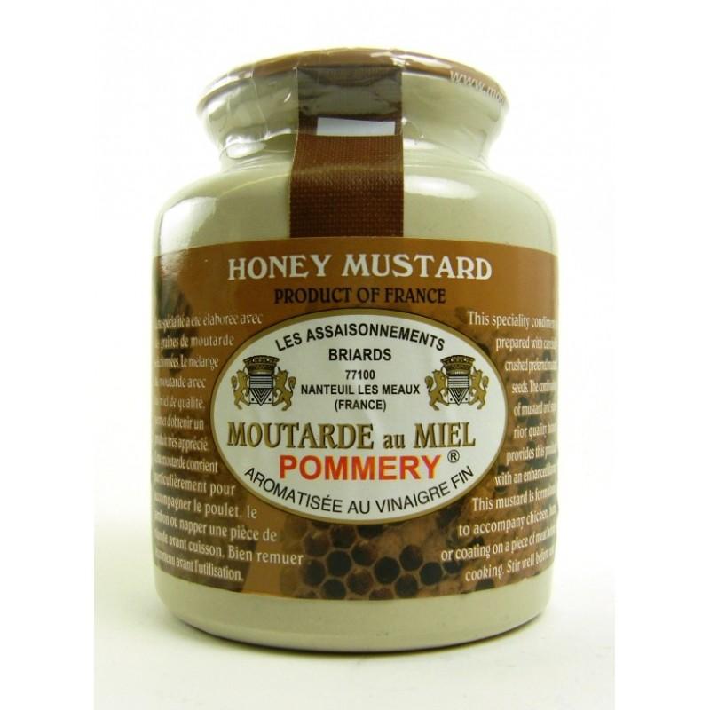 Pommery Honey Mustard (Moutarde au Miel)