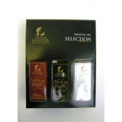 Truffle Hunter Truffle Oil Gift Pack (3x100ml)